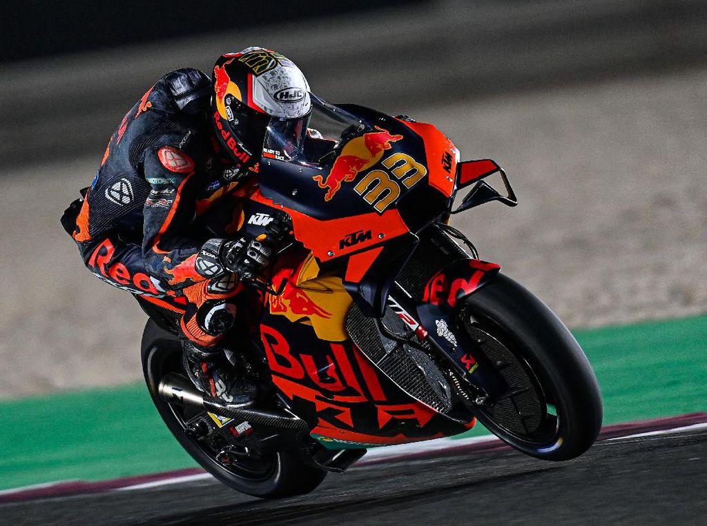 Kejutan Brad Binder di Latihan Bebas I MotoGP Spanyol