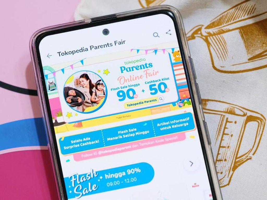 Tokopedia Parents Diluncurkan, Chelsea Olivia Jadi Brand Ambassadornya