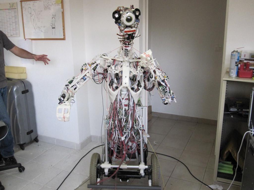 10 Robot Terseram di Dunia