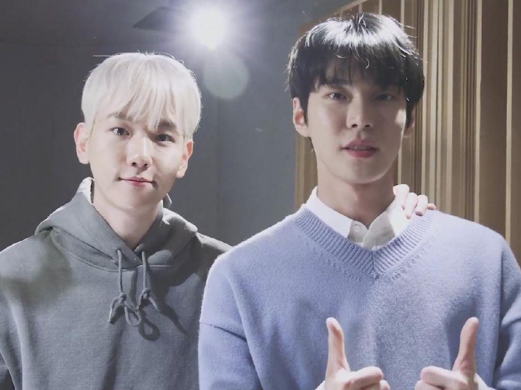 4 Fakta Duet Baekhyun EXO dan Doyoung NCT untuk Proyek Rewind: Blossom