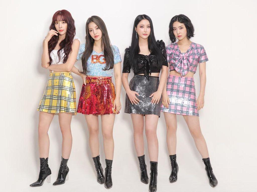 Sukses dengan Rollin, Brave Girls Siap Comeback dengan Musik Baru!