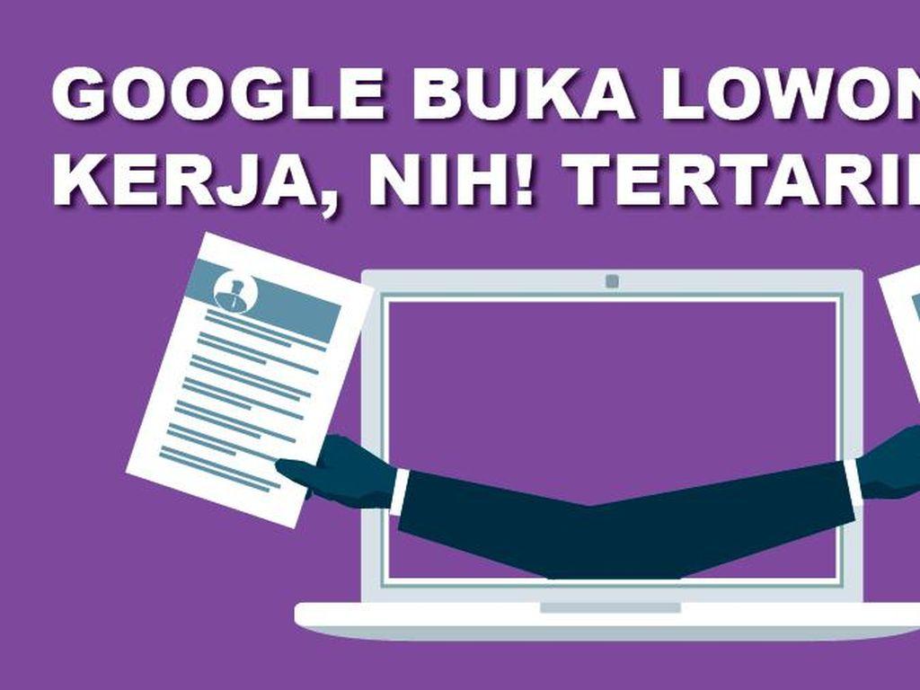 Cek di Sini! Cara Akses Lowongan Kerja di Google Indonesia