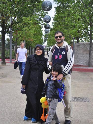 Kisah Dianita Asni, wanita asal Lubuk Linggau bertemu jodohnya seorang dokter asal Mesir viral di media sosial