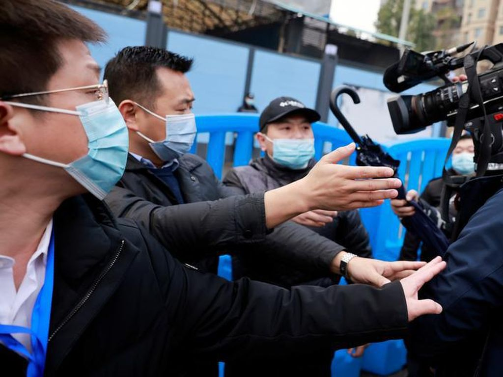 Pembatasan terhadap Wartawan Asing di China Semakin Ketat