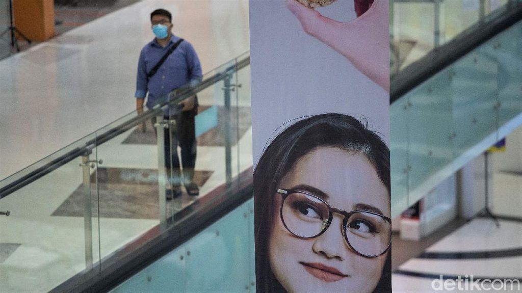 Gaungkan Cinta Produk Lokal, Jokowi Ingin UMKM Terdepan di Mal