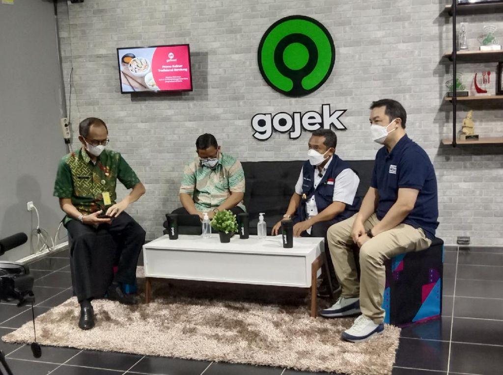 Gojek Diskon Hingga 30% untuk Makanan Tradisional Khas Bandung, Mau?