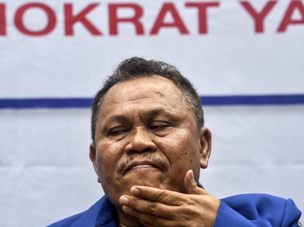 Kubu Moeldoko Ditolak Pemerintah, Demokrat Gas PAW Jhoni Allen!