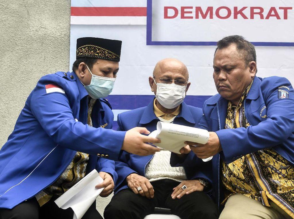 Kubu Moeldoko Tuding AD ART Demokrat Bikin SBY Bak Dewa, Benarkah?