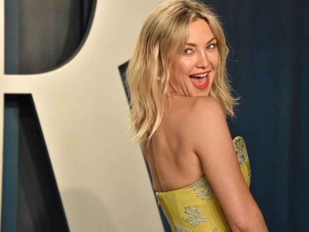 Tips Diet Kate Hudson yang Berhasil Turunkan BB selama Lockdown