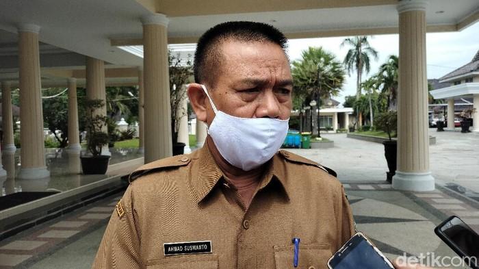 Kepala Dinas Pendidikan Kabupaten Majalengka Ahmad Suswanto
