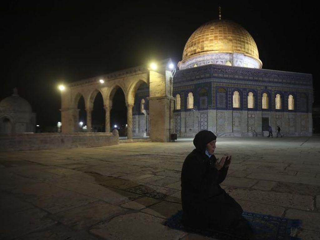 Kisruh Yerusalem Bayangi Prakarsa Baru Perundingan Damai Timur Tengah