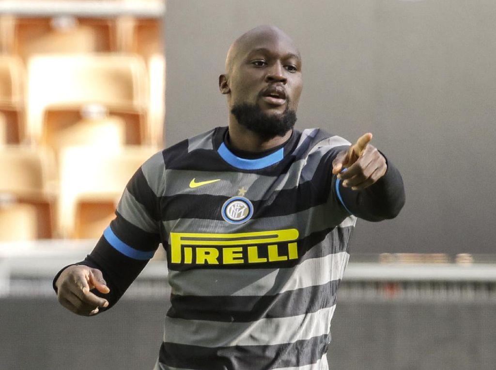 Tokcer di Inter Milan, Romelu Lukaku Bagi Rahasia Dietnya