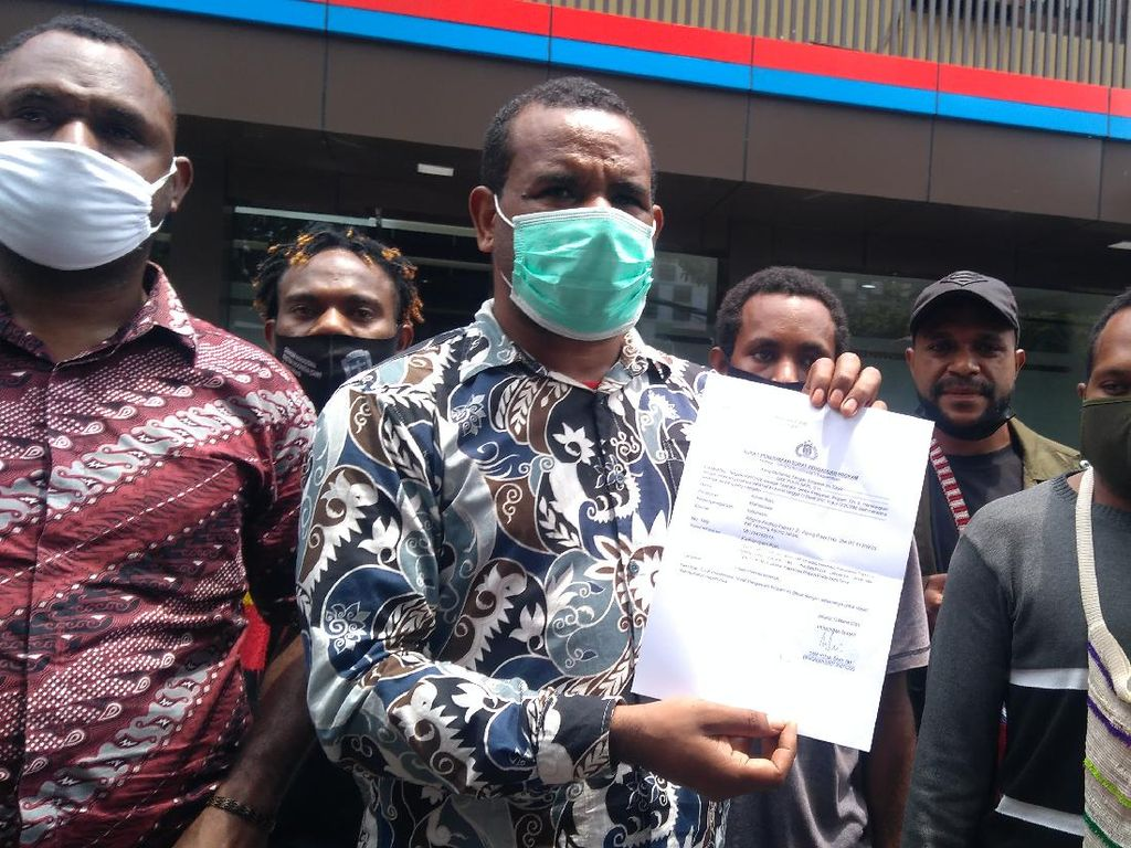 Kapolresta Malang Diadukan ke Propam Polri Terkait Rasisme ke Mahasiswa Papua