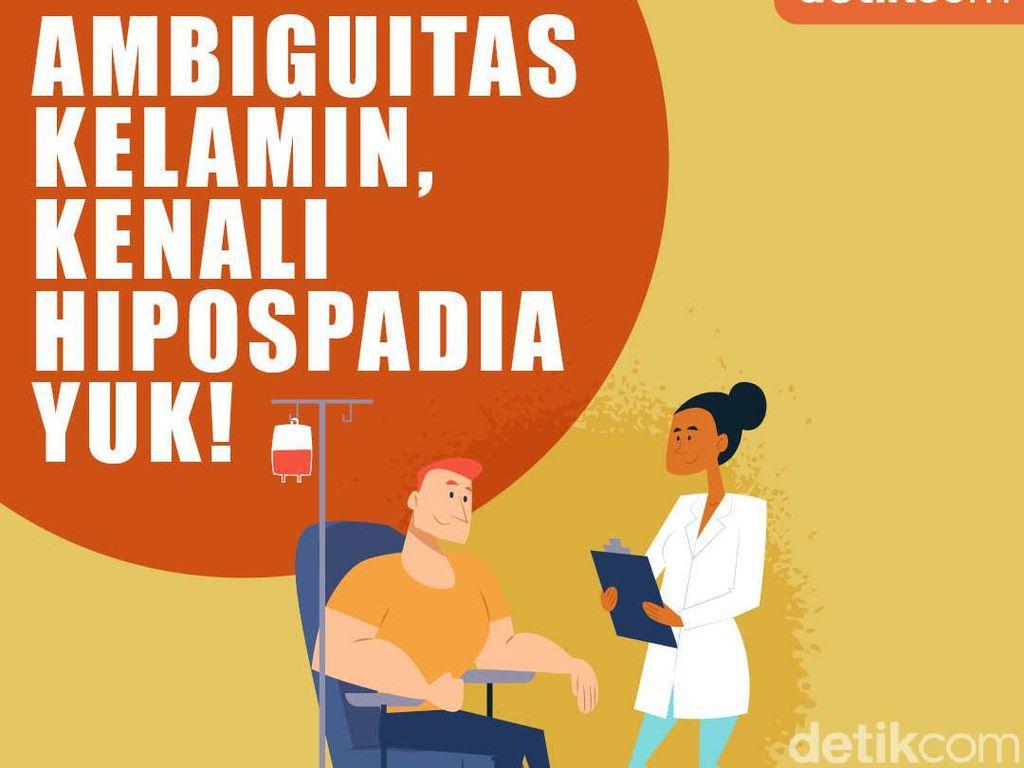 Jadi Perbincangan karena Aprilia Manganang, Apa Itu Hipospadia?