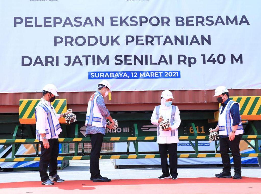 Ekspor Pertanian Naik 18,98%, Sektor Pertanian Diyakini Tumbuh Pesat