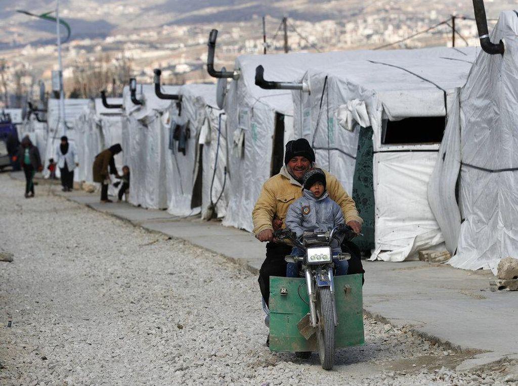 Nasib Pengungsi Suriah, Satu Dekade Tanpa Masa Depan