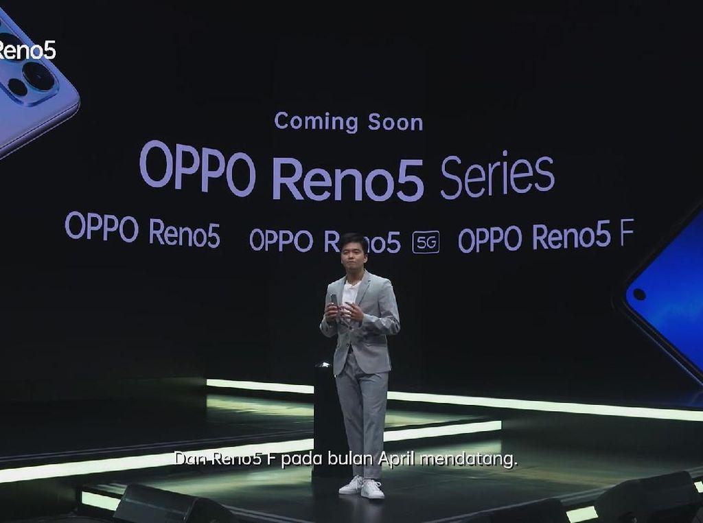 Bakal Meluncur Lebih Awal, Intip Bocoran Seri Terbaru OPPO Reno5 F