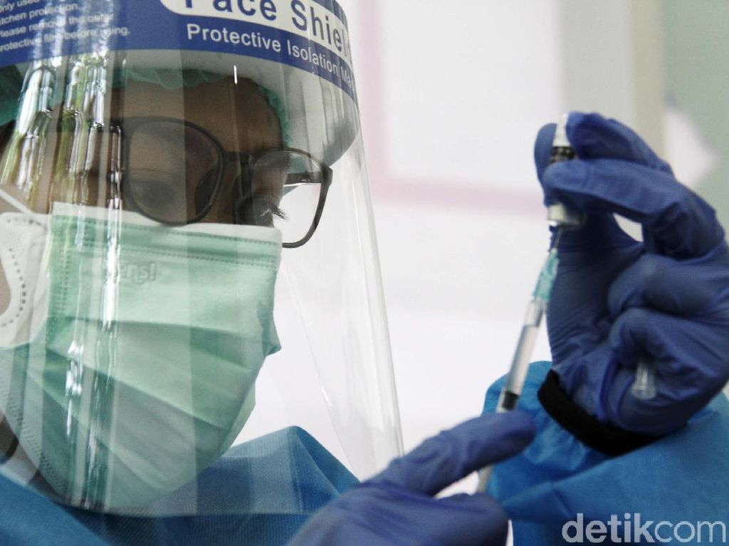 Awas! Kemenkes Tak Sarankan Uji Antibodi Mandiri Usai Vaksin COVID-19