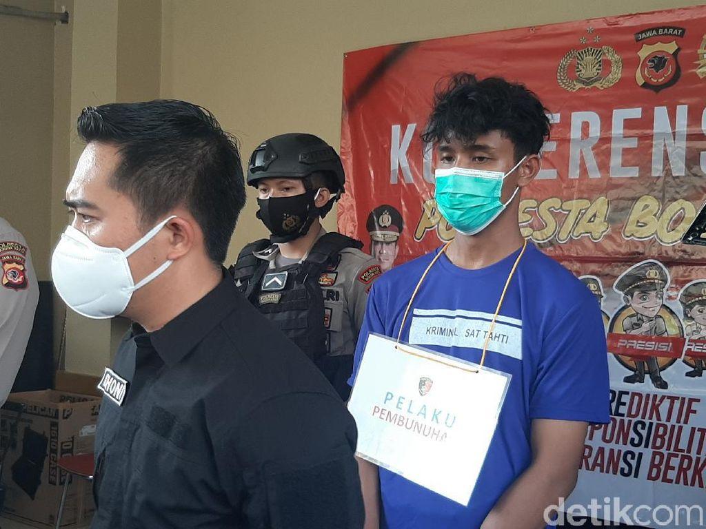 Kencan Maut Rian Serial Killer Bogor