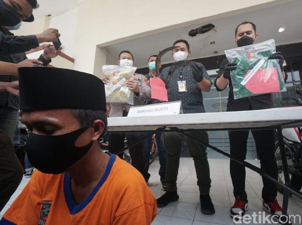Motif Pembunuhan Pria di Surabaya, Pelaku Cemburu Istri Ditelikung Korban