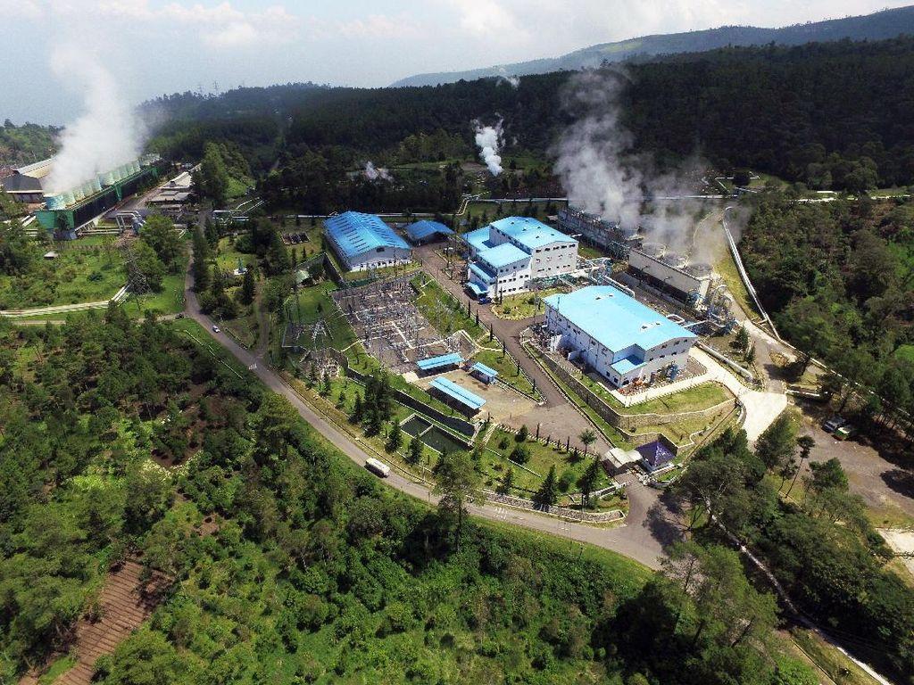 Kejar Target 1,1 GW, Pertamina Operasikan 15 Wilayah Kerja Geothermal