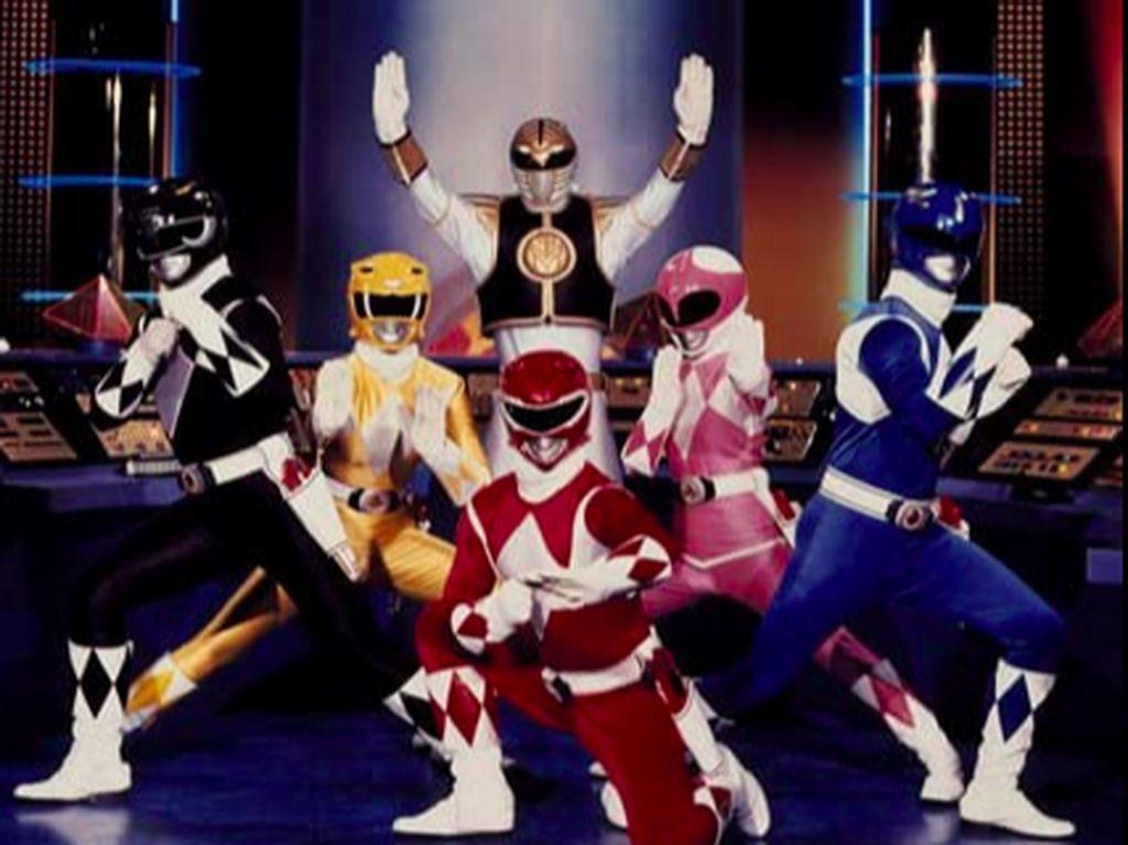 Kisah Tragis Para Pemeran Power Rangers