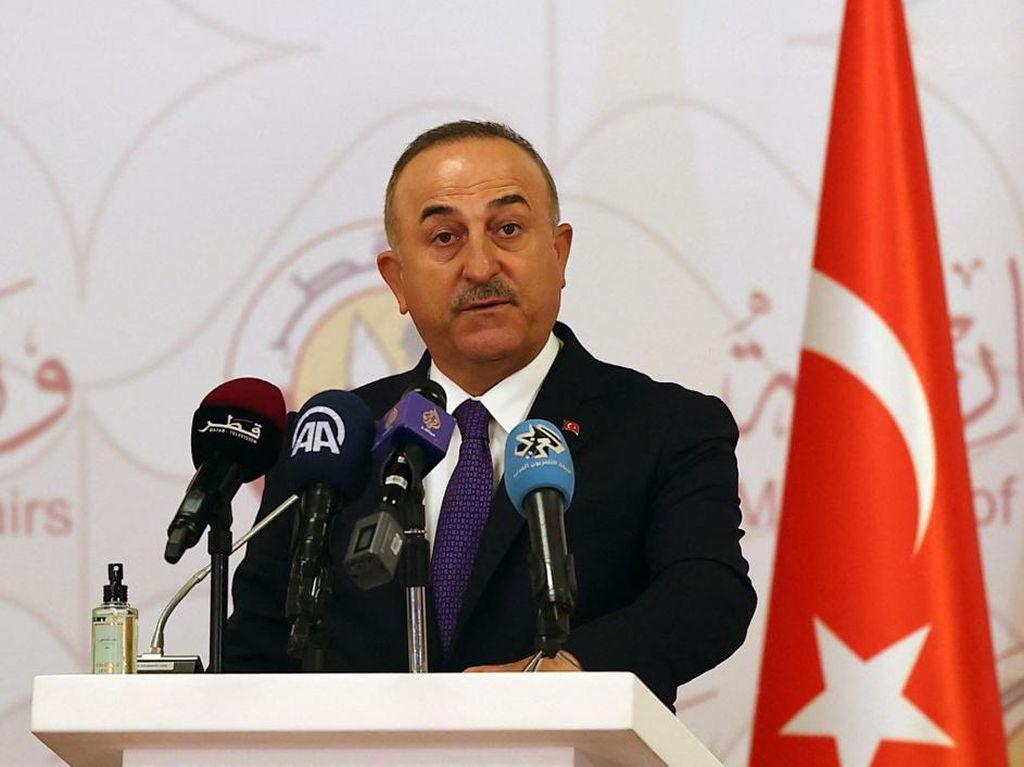 Pertama Sejak 2013, Turki-Mesir Kembali Lakukan Kontak Diplomatik