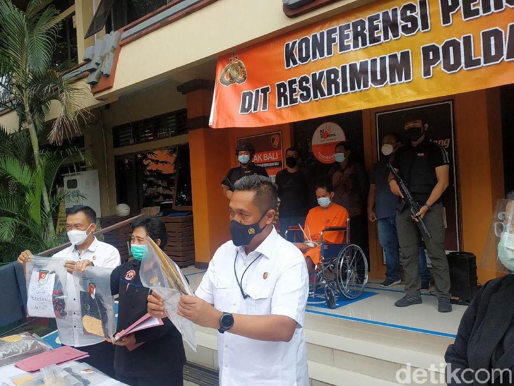 Curi Ponsel Berujung Pembunuhan di Bali, 2 Pelaku Ditembak Polisi