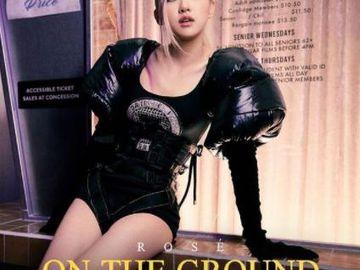 6 Gaya Mewah Rose BLACKPINK Promosi Lagu Baru, Bajunya Seharga Mobil