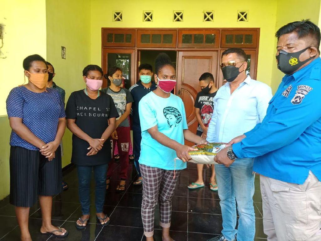 Saat Mahasiswa Papua di Jombang, Mojokerto dan Banyuwangi Dikunjungi Polisi