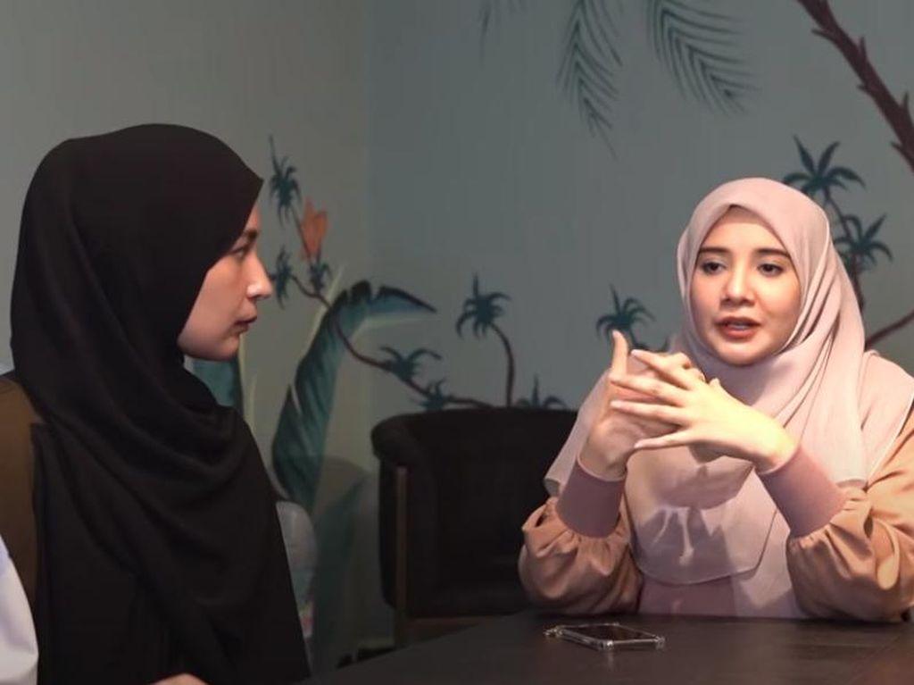 Mark Sungkar Terdakwa Korupsi, Zaskia dan Shireen Harap Sidang Digelar Online