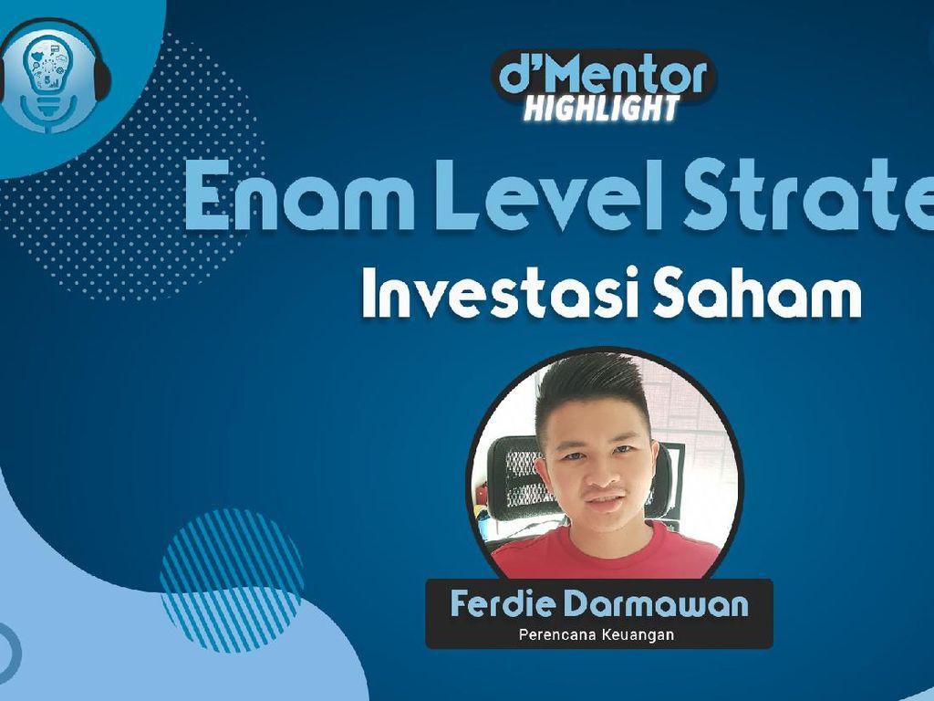 Strategi Investasi Saham Dari Ferdie Darmawan