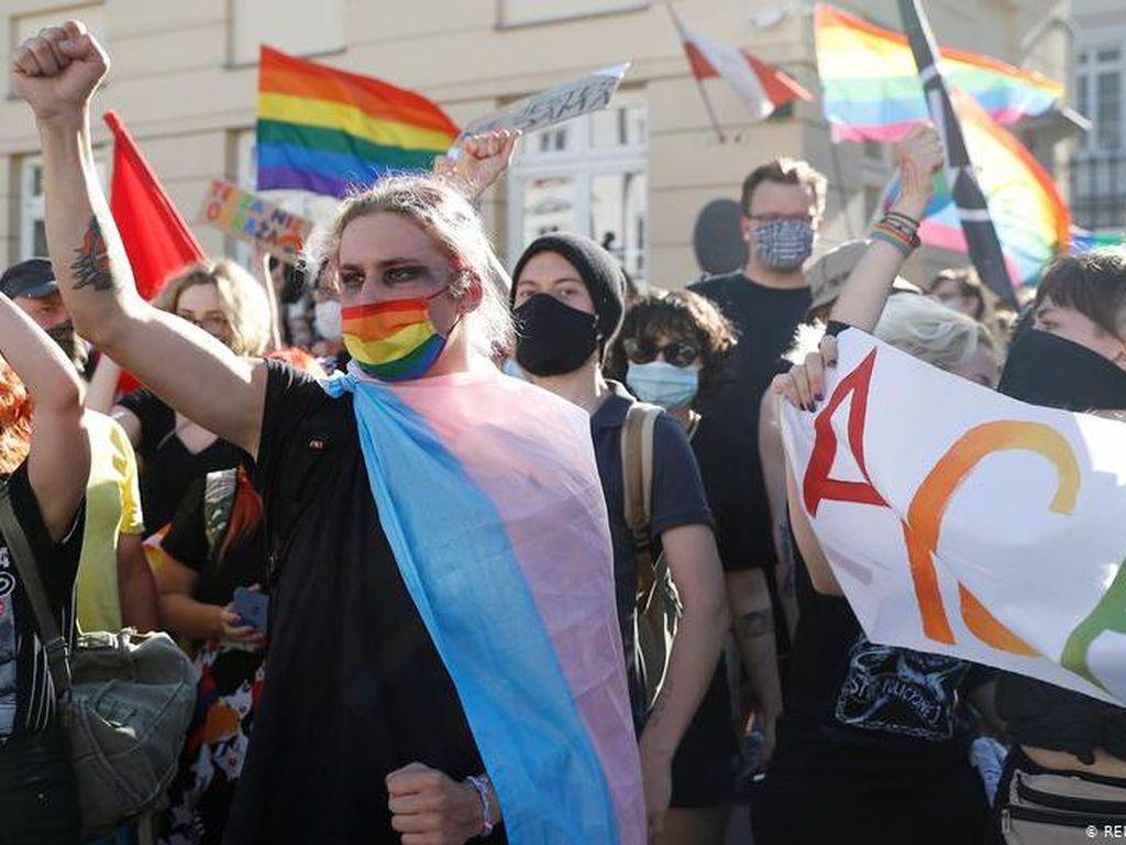 Uni Eropa Deklarasikan Jadi Zona Kebebasan Komunitas LGBT