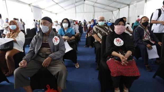 Vaksinasi pensiunan dan karyawan Telkom