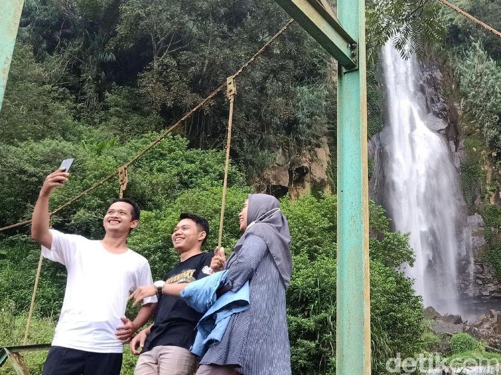 Air Terjun Giritirta, Curug Hangat Tersembunyi di Pegunungan Banjarnegara