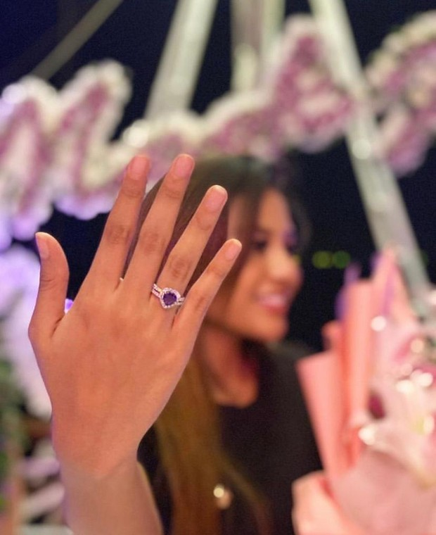 Pada tanggal 10 Juli 2020 lalu, Aurel genap berusia 22 tahun. Saat merayakan hari ulang tahun bersama Atta, beredar foto yang menunjukkan atta sedang memberikan cincin kepada Aurel.