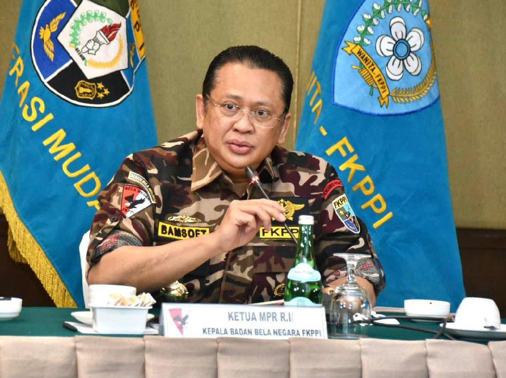 Ketua MPR: Kampanyekan Cinta Produk dalam Negeri adalah Bela Negara