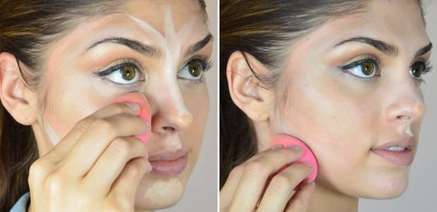 Blend makeup yang benar/beautyglimpse.com