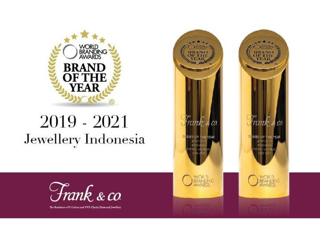 Brand Perhiasan Lokal Ini Konsisten Sabet Penghargaan Internasional