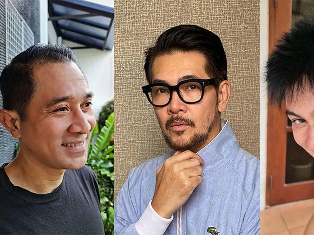 Rahasia! Ini Cara Jitu Aktor Indonesia Hilangkan Uban dalam 5 Menit