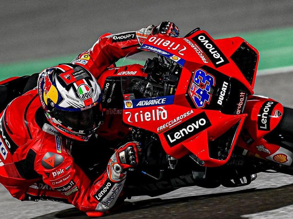 Miller Nilai Morbidelli Jadi Saingan Utama di MotoGP Qatar