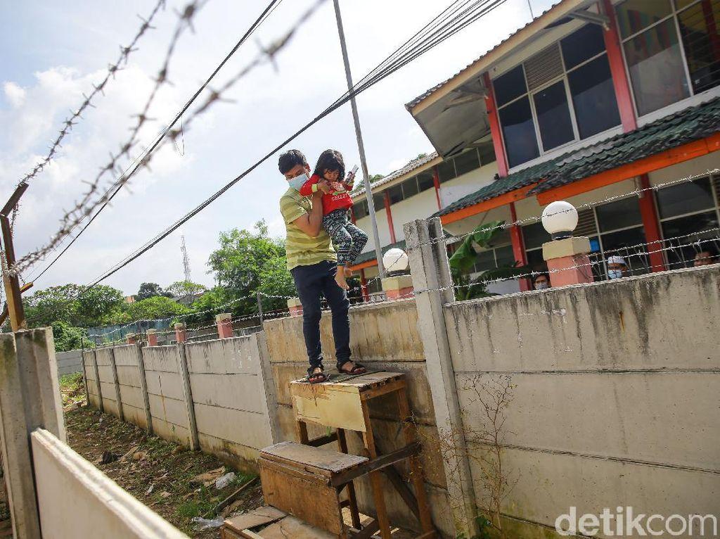 Wali Kota Perintahkan Pagar Beton yang Tutup Akses Rumah di Ciledug Dibongkar!