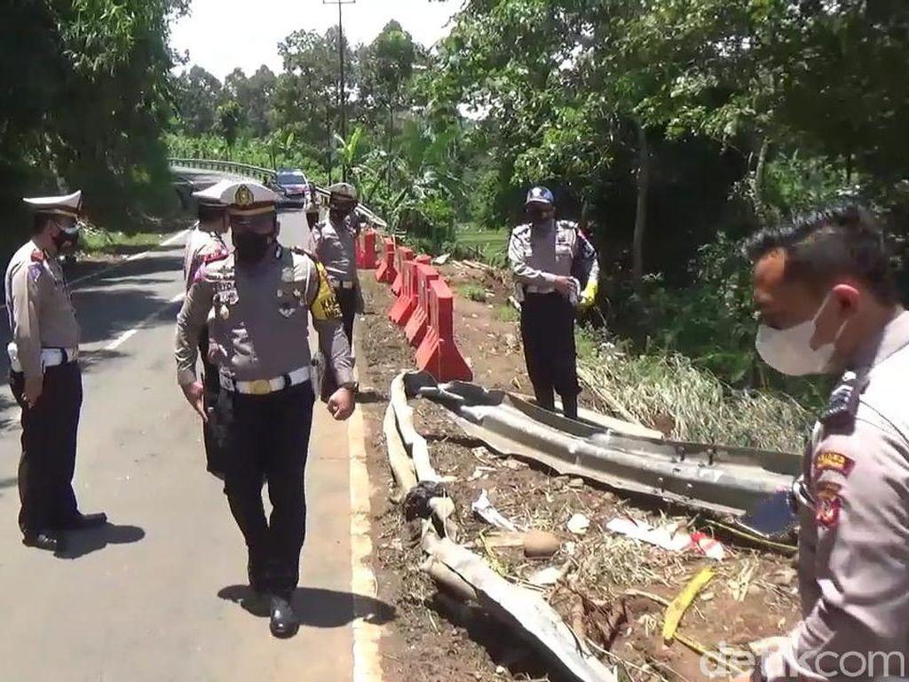 Korlantas Selidiki Kecelakaan Bus yang Tewaskan 29 Orang di Sumedang