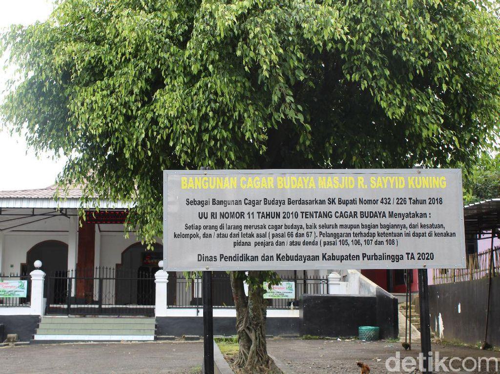 Menengok Jejak Wali Songo di Masjid Tertua Purbalingga