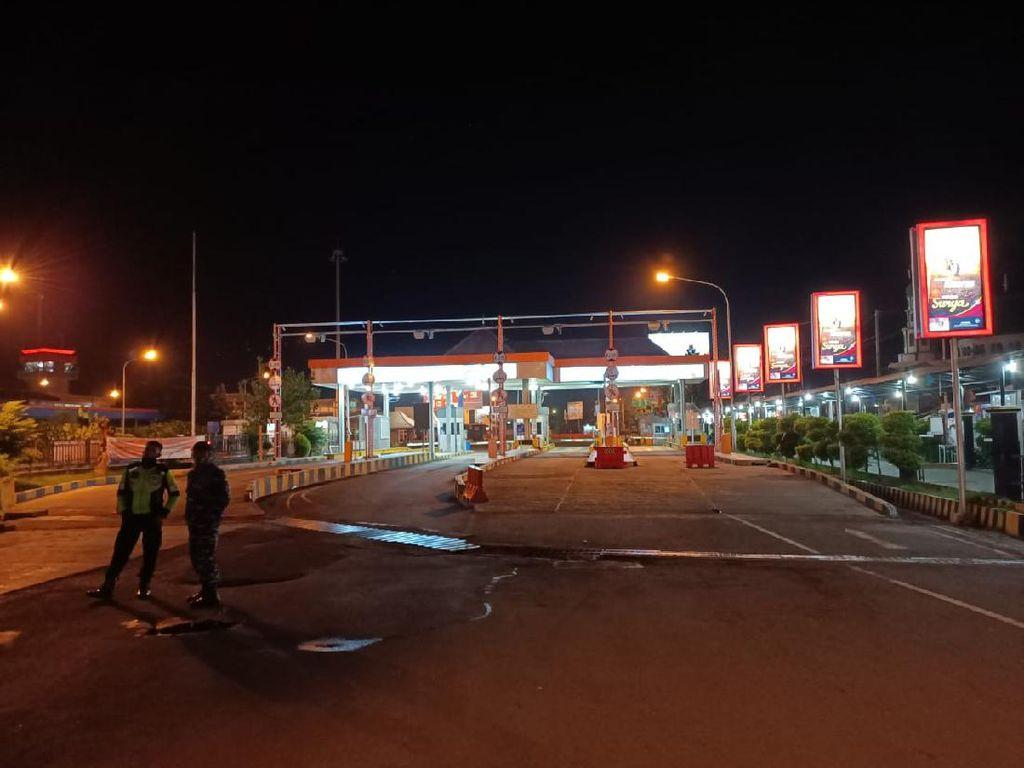Pelayanan Pelabuhan Ditutup Saat Nyepi, Kondisi ASDP Ketapang Sepi