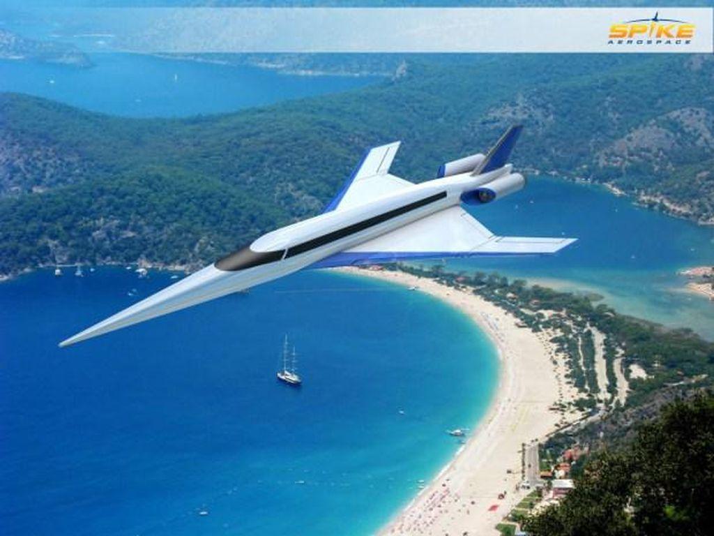 Jet Supersonik Bintang 5 dan New York yang Longgarkan Aturan Karantina