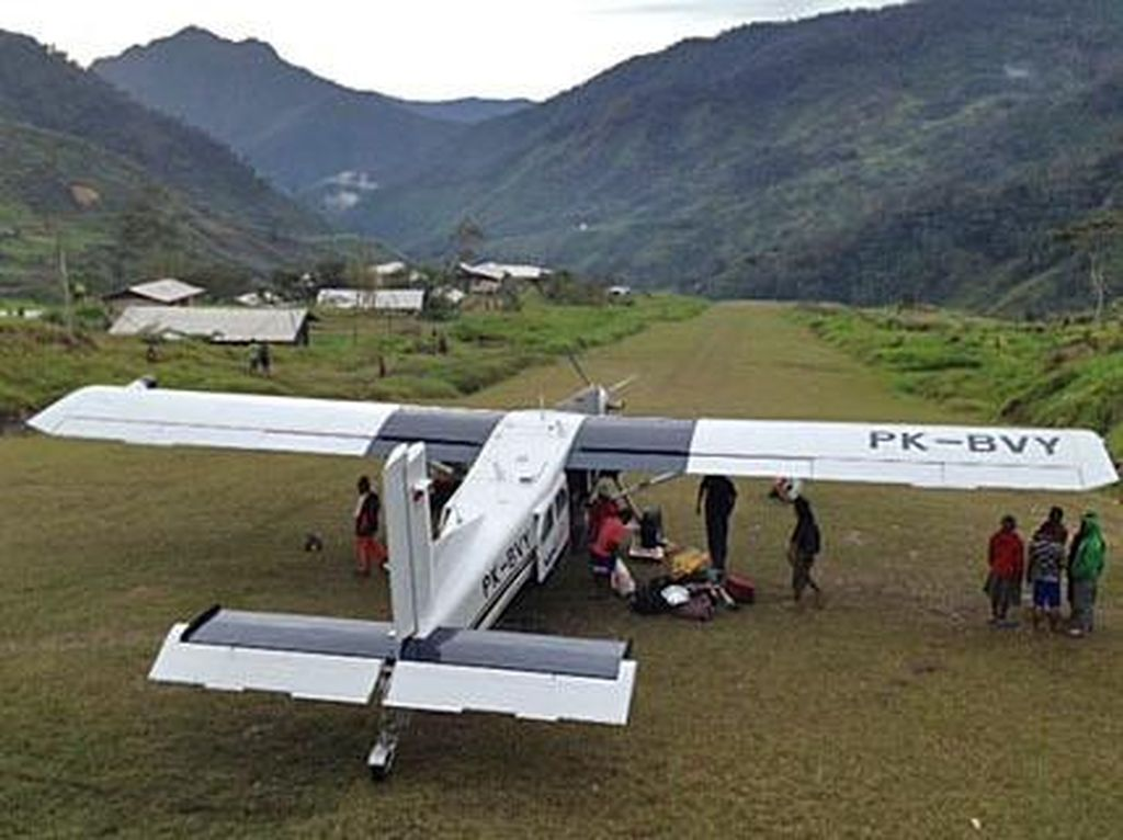 Ulah KKB Tak Dapat Dana Desa Berujung Sandera Pesawat Susi Air
