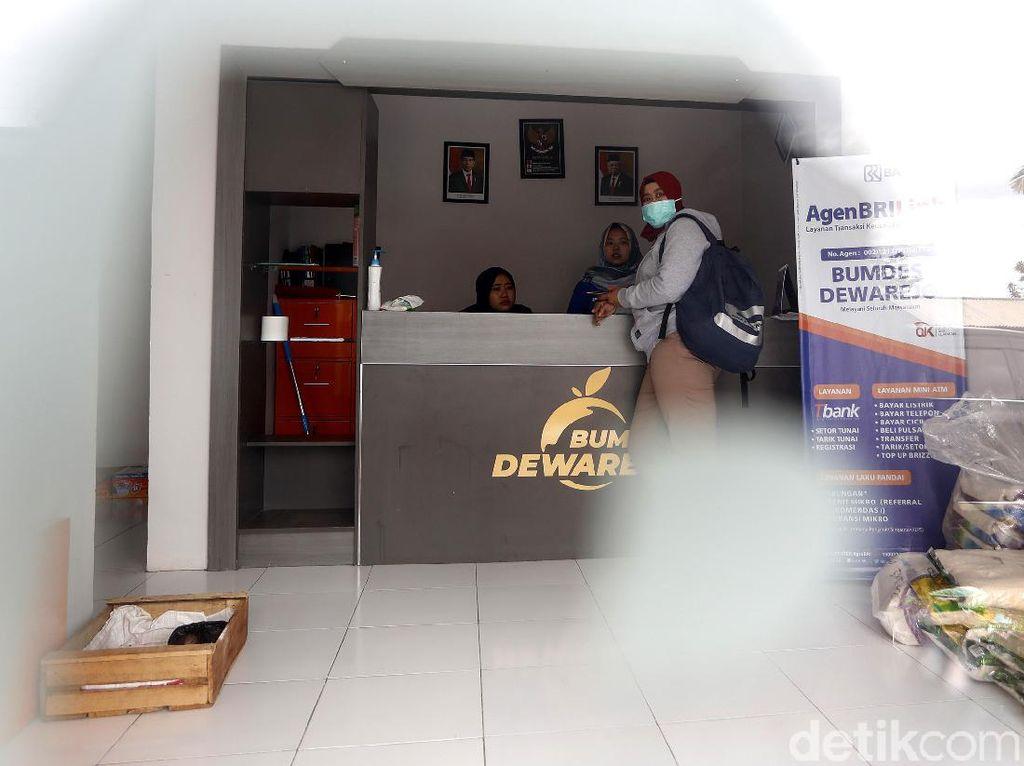 Petani Jeruk Desa Selorejo Malang Semringah lewat Bumdes CSR Bank BRI