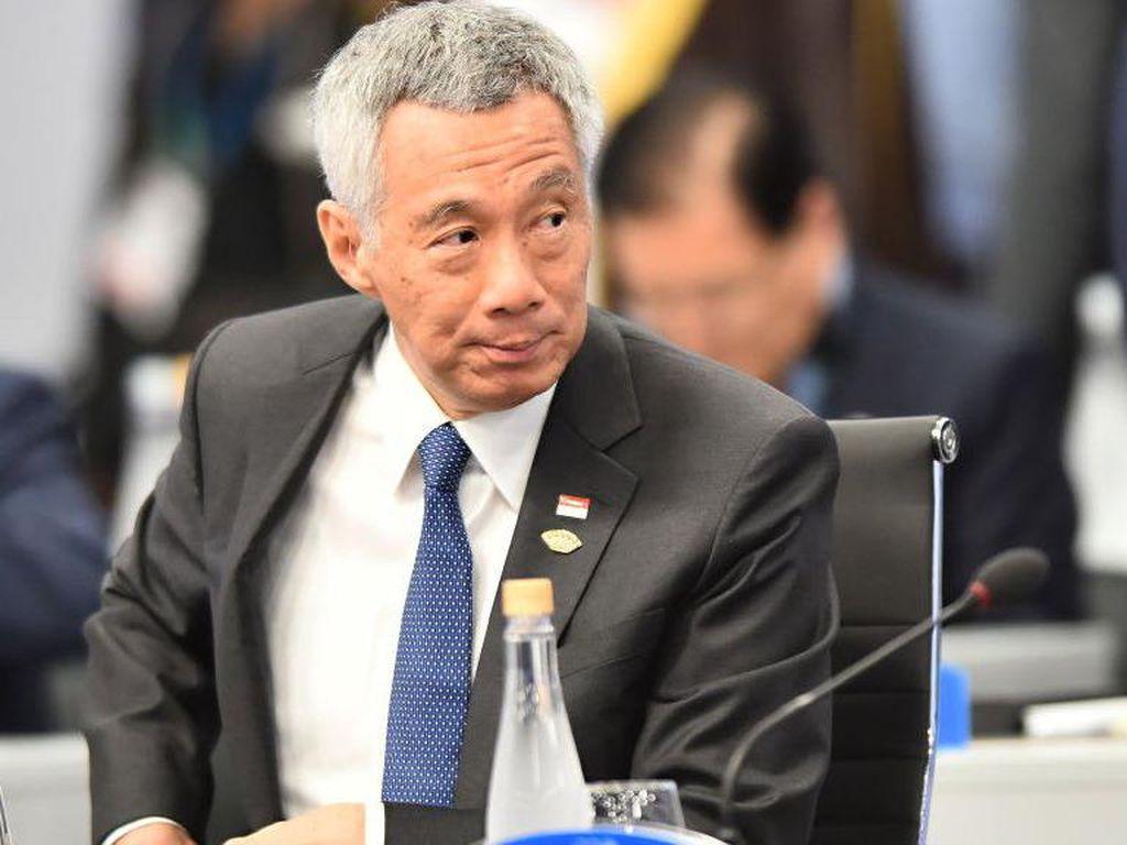 PM Singapura Sebut Ada Kegelisahan Cukup Besar Soal Ketegangan AS-China