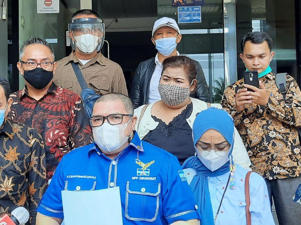 Kubu KLB Deli Serdang Siap Hadapi Gugatan Partai Demokrat di PN Jakpus